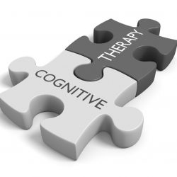Cognitive therapy for dealing with thoughts, feelings, and behavior